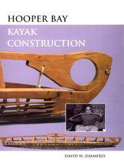 Hooper Bay Kayak Construction (Mercury Series)