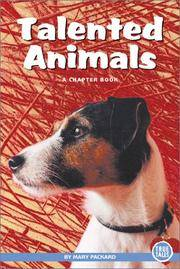 Talented Animals: A Chapter Book (True Tales)