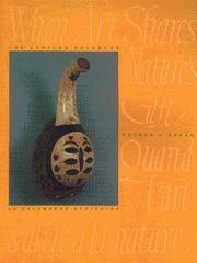 The African Calabash: When Art Shares Nature's Gift = Quand L'Art S'Allie a LA Nature