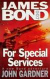 image of For Special Services (James Bond - 007)