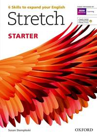 Stretch: Starter: Student's book with Online Practice