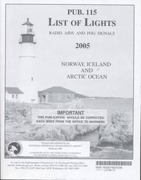 List of Lights : Radio Aids and Fog Signals 2005, Pub. 115 : Norway, Iceland and Arctic Ocean