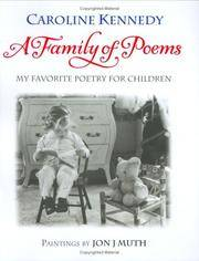 A Family of Poems: My Favorite Poetry for Children (SIGNED)