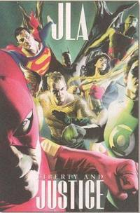 JLA : Liberty and Justice