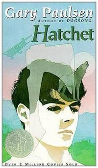 Hatchet by  Gary Paulsen - Hardcover - from Mega Buzz Inc and Biblio.com