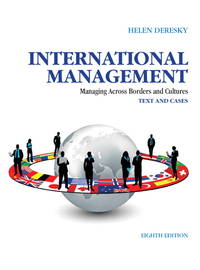image of International Management: Managing Across Borders and Cultures, Text and Cases (8th Edition)