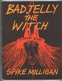 image of Badjelly the Witch - A Fairy Story