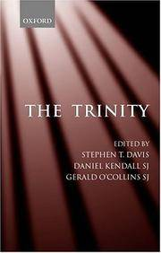 The Trinity: An Interdisciplinary Symposium on the Trinity by  Gerald [Editor];  Daniel [Editor]; O'Collins - Paperback - 2002-04-25 - from JMSolutions (SKU: s-a39-ATS-161110009)