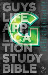NLT Guys Life Application Study Bible (Hardcover) [Hardcover] Tyndale and Livingstone