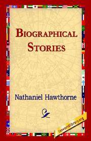 image of Biographical Stories