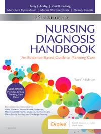 image of Nursing Diagnosis Handbook