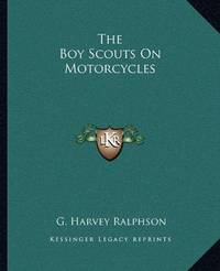 image of The Boy Scouts On Motorcycles