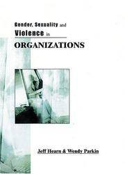 Gender, Sexuality and Violence in Organisations