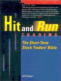 image of Hit & Run Trading: The Short-Term Stock Traders Bible