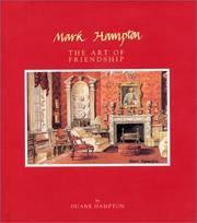 Mark Hampton: The Art of Friendship