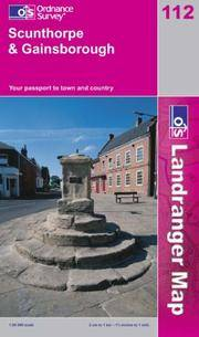 Scunthorpe and Gainsborough (Landranger Maps) by  Ordnance Survey - from millhousebooks and Biblio.com