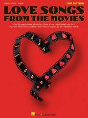 Love Songs from the Movies (Piano - Vocal - Guitar)
