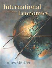 image of International Economics (2nd Edition)