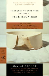 image of Time Regained: In Search of Lost Time, Vol. VI (Modern Library Classics) (v. 6)