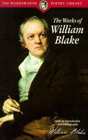 Works of William Blake (Wordsworth Poetry Library)