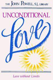 image of Unconditional Love