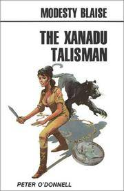 The Xanadu Talisman (Modesty Blaise)
