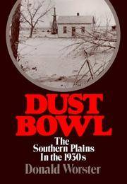 image of Dust Bowl: The Southern Plains in the 1930s (Galaxy Books)