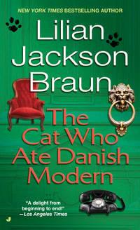 Cat Who Ate Danish Modern