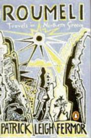 image of Roumeli: Travels in Northern Greece (Penguin Travel Library)