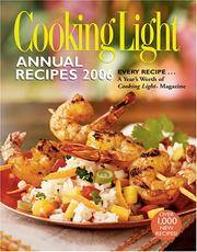 Cooking Light Annual Recipes 2006
