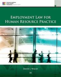 Employment Law for Human Resource Practice (5th Edition)