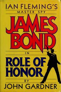 Role of Honor / No Deals, Mr. Bond (two Ian Fleming master spy James Bond titles sold together)