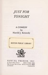 Just for tonight: A comedy