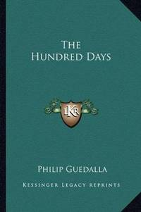 image of The Hundred Days