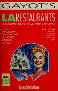 LA Restaurants and Gourmet Shops for Southern California