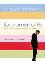 image of For Women Only: What You Need to Know About the Inner Lives of Men (Christian Softcover Originals)