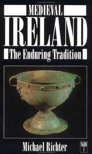 image of Medieval Ireland: The Enduring Tradition (New Gill History of Ireland)