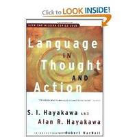 image of Language in Thought and Action