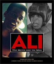 Ali the Movie and the Man by  Muhammad  Ali - Signed First Edition - 2001 - from Cinemage Books (SKU: 010972)