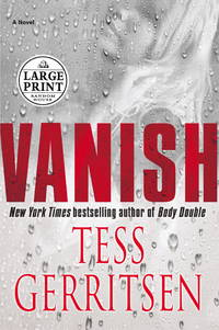 image of Vanish: A Novel (Random House Large Print)