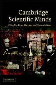 Cambridge Scientific Minds.