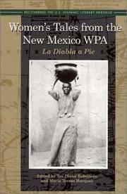 Women's Tales from the New Mexico Wpa: LA Diabla a Pie (Recovering the U.s. Hispanic Literary...