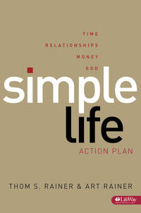 Simple Life: Action Plan (Member Book)
