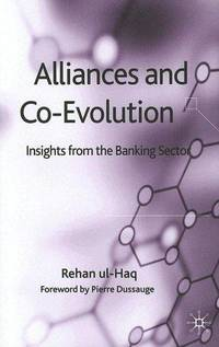 Alliances and co-evolution; insights from the banking sector.