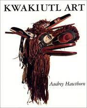 Kwakiutl Art by Audrey Hawthorn - Paperback - from Wonder Book and Biblio.com