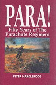 PARA ! - Fifty Years of the Parachute Regiment