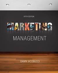 Marketing Management, 5th Edition