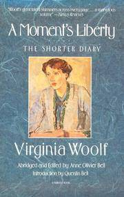 image of A Moment's Liberty: The Shorter Diary