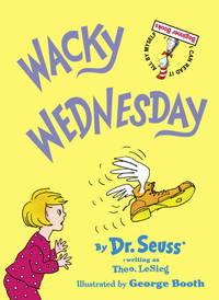 Wacky Wednesday by Dr Seuss - 1974