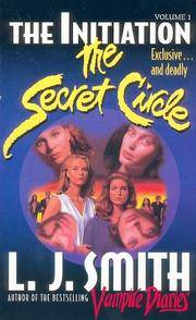 The Initiation - the Secret Circle 1